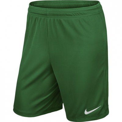 Pantaloni scurti NIKE PARK II KNIT SHORT NB green / 725887 302