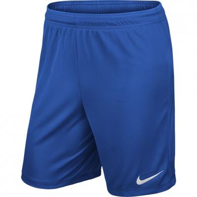 Pantaloni scurti NIKE PARK II KNIT SHORT NB JR blue 725988 463