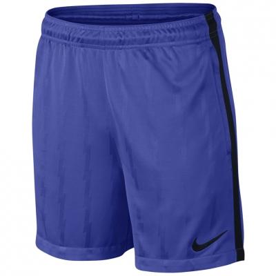 Pantaloni scurti NIKE SQUAD JAQ KZ JR blue 870121 452