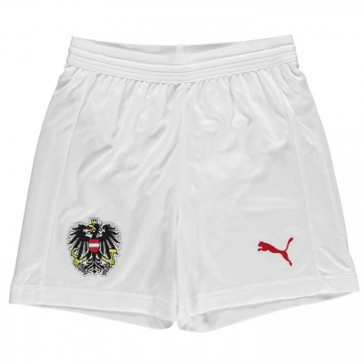 Pantaloni scurti Puma Austria Home 2018 Junior