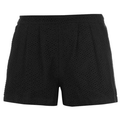 Pantaloni scurti Rock and Rags Lace