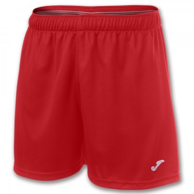 Short Rugby Red Joma