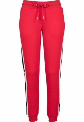 Pantaloni sport College Contrast pentru Femei Urban Classics