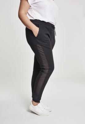 Pantaloni sport Tech Mesh Side Stripe pentru Femei Urban Classics