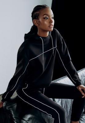 Pantaloni sport Reflective pentru Femei Urban Classics
