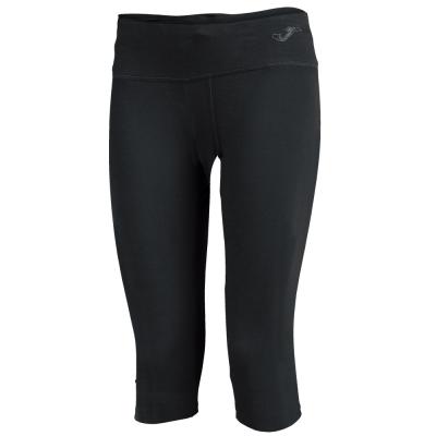 Pantaloni Pirate Combi Cotton Black pentru Femei Joma