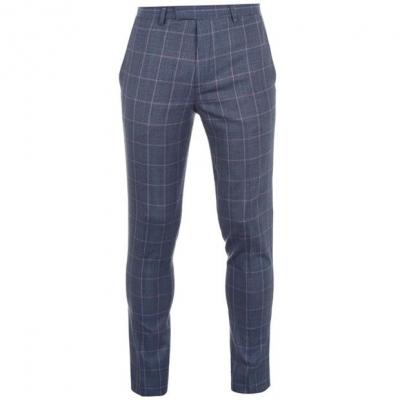 Pantaloni Twisted Tailor Check