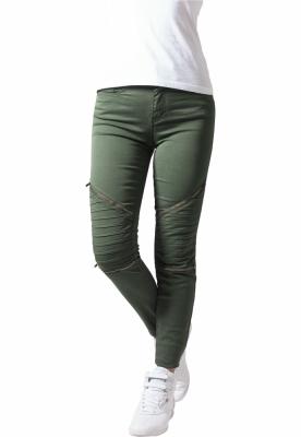 Pantaloni Stretch Biker pentru Femei Urban Classics