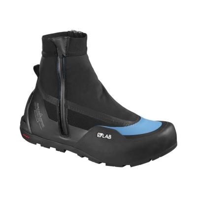 Pantofi Alergare Barbati  S/Lab X Alpine Modular Bk/Bk/Trans Salomon
