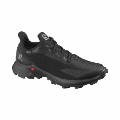Pantofi Alergare Femei ALPHACROSS BLAST GTX W Negru Salomon