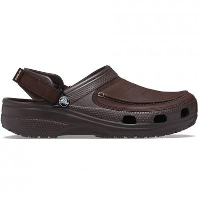 Crocs men's Yukon Vista II Clog brown 207142 206