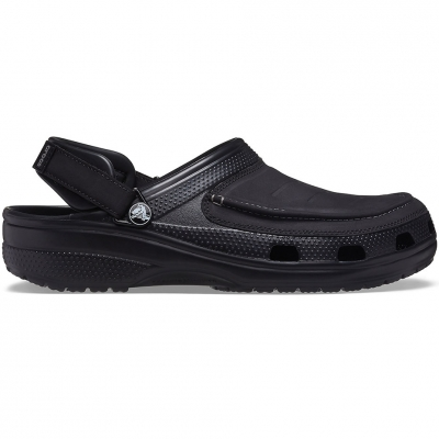 Crocs Men Men's Yukon Vista II Clog black 207142 001