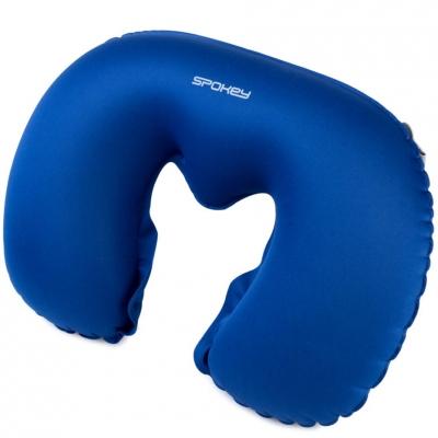 Spokey Ender travel pillow blue 925057