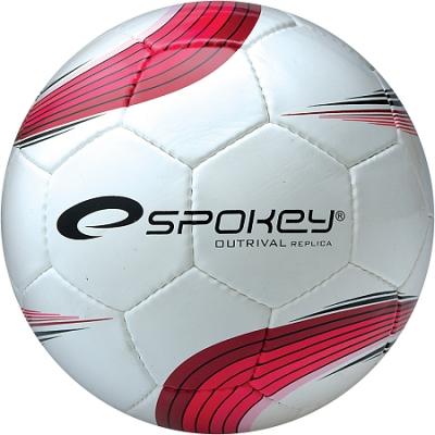 Minge Fotbal SPOKEY OUTRIVAL REPLICA white / red roz 5/833968