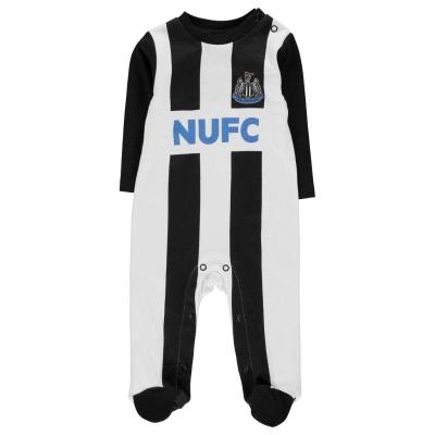 Team Football Sleepsuit de baieti Bebe