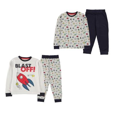 Crafted 2 Pack Design Pyjamas de Bebelusi