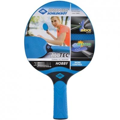 Ping pong rack Donic Alltec Hobby blue 733014