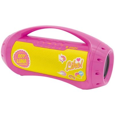 Boxa Multimedia Portabila Cu Bluetooth Soy Luna