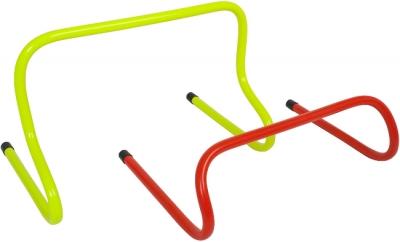 Select Senior training hurdle 50x30cm yellow fluo