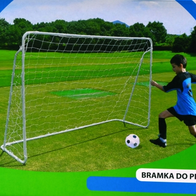 ENERO FOOTBALL TICKET WITH A NETWORK 240x150x90cm 1003160