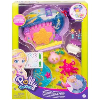 Polly Pocket Pocket Purse Play Set