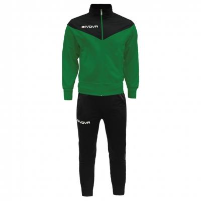 Treninguri sport TUTA VENEZIA Givova verde negru