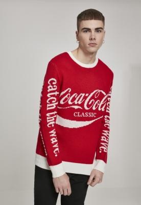 Bluza de trening Coca Cola Xmas Merchcode