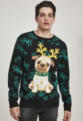 Bluza de trening Pug Christmas Urban Classics