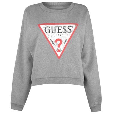 Bluza de trening Guess Logo pentru femei