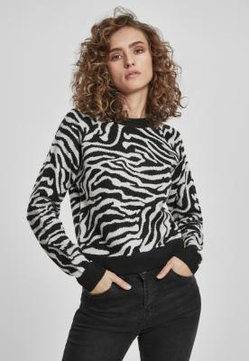 Bluza de trening Short Tiger pentru Femei Urban Classics