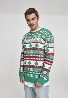 Bluza de trening Snowflake Christmas Tree Urban Classics