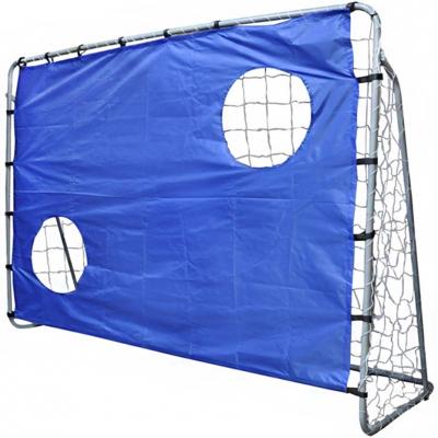 ENERO FOOTBALL TICKET WITH NET AND SHIELD SHIELD 215x152x76cm 1003146 Victoria - Sport W DUDZIC SPOlKA KOMANDYTOWA