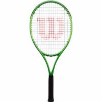 Racheta tenis Clay Wilson Blade Feel 25 RKT 25 green WR027110U Junior