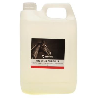 Requisite Pig Oil & Sulphur