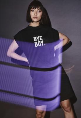 Rochie Bye Boy Extended Shoulder pentru Femei Mister Tee