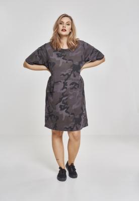 Tricouri Rochie Camo pentru Femei Urban Classics