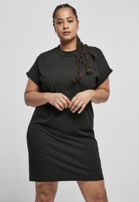 Tricouri Rochie Organic Cotton Cut On Sleeve pentru Femei Urban Classics
