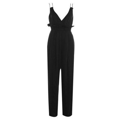 Kendall and Kylie Ruched Jumpsuit