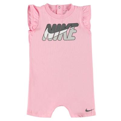 Nike Logo Romper de fete Bebe