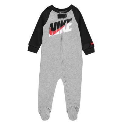 Nike Swoosh Romper de baieti Bebe