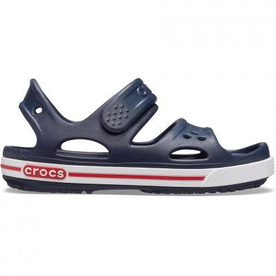 Sandale Sandale Crocs for Crocband II navy blue and white 14854 462 Copil