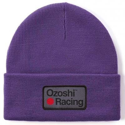 Seapca Ozoshi Heiko Cuffed beanie purple OWH20CFB004