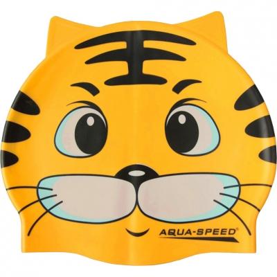 Seapca Floating ? Aqua-Speed Zoo Cat yellow