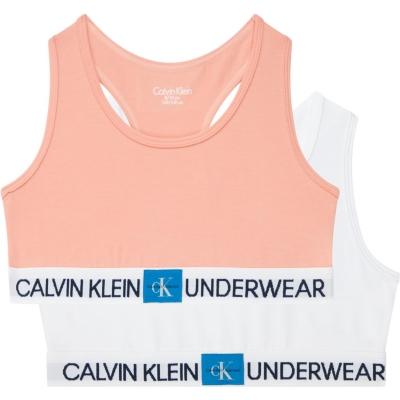 Calvin Klein Calvin Klein 2 Pack BXB Bra Junior