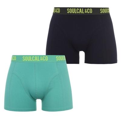 Boxeri SoulCal 2 Pack