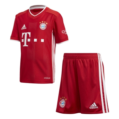 adidas Bayern Munich Home Mini Kit 2020 2021