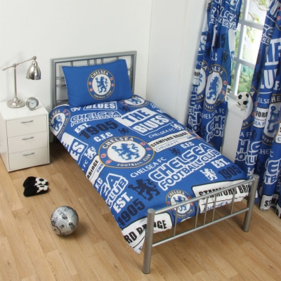Team Football Single Duvet Set