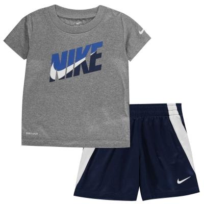 Nike Short Set de baieti Bebe