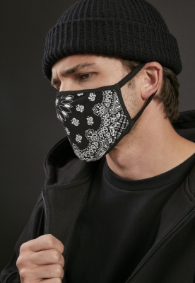 Bandana Face Mask 2-Pack Mister Tee