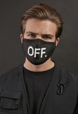 Face Mask OFF 2-Pack Mister Tee